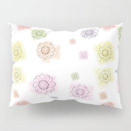 Floral summerprint Pillow Sham