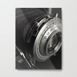 fstop macro Metal Print