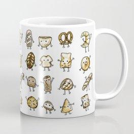 I Love Bread Coffee Mug