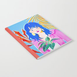 Plant Girl Notebook
