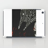 justice league iPad Cases featuring Justice by Bryan Yentz