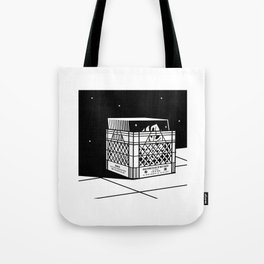 Unauthorized vinyl Tote Bag
