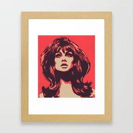 POP 1 Framed Art Print