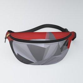 mathematics and opart Fanny Pack