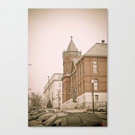 Vicksburg Downtown IV Canvas Print