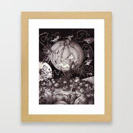 Keep the Faith... OR ELSE! Framed Art Print