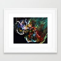 thor Framed Art Prints featuring Thor by ururuty