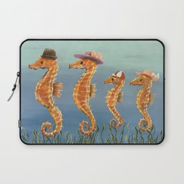 Family Outing Laptop Sleeve