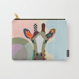 Stand Tall Giraffe Carry-All Pouch
