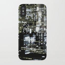 Night City 1 iPhone Case