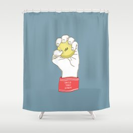 Infinite Jest Shower Curtain