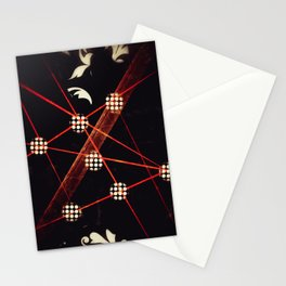 Strands   Musical Crime Productions   Digital Abstract Stationery Cards