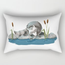 Wash Day Rectangular Pillow