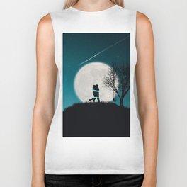 Moon of Love Biker Tank