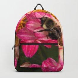 Bee Loved Dahlia Backpack