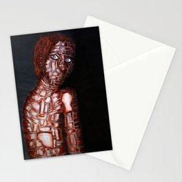 Girl of Bricks Stationery Cards