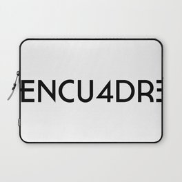La Encuadre (WIP, always) Laptop Sleeve
