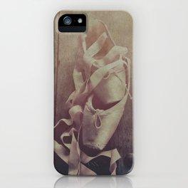 pointe iPhone Case