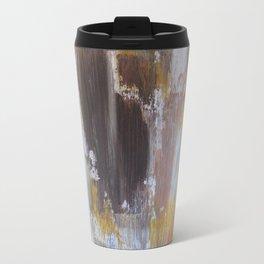 Rustic Leaves Travel Mug