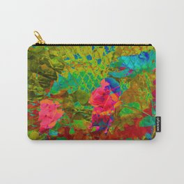 Partyin' in the garden... Carry-All Pouch
