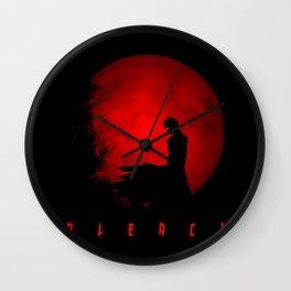 Red Moon Ichigo Wall Clock