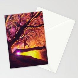 Midnight Spell Stationery Cards