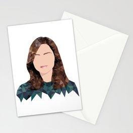 Clara Oswald Stationery Cards