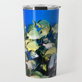 Underwater Photography by John Schwalbe Travel Mug