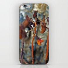 Flowers for algernon iPhone & iPod Skin