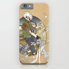 Woodblock Kakashi Slim Case iPhone 6s