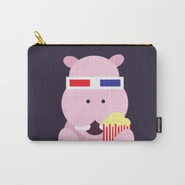 Hippo - 3d Carry-All Pouch
