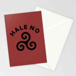 Hale No v2 - Teen Wolf Stationery Cards