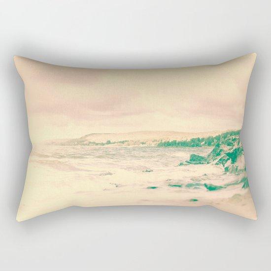 Fade to .. summer Rectangular Pillow