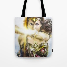 W Woman Rafart Tote Bag