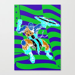 'Merica Canvas Print