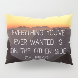 The Other Side Pillow Sham