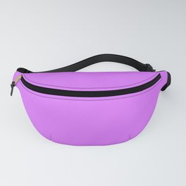 Heliotrope Pink Fanny Pack
