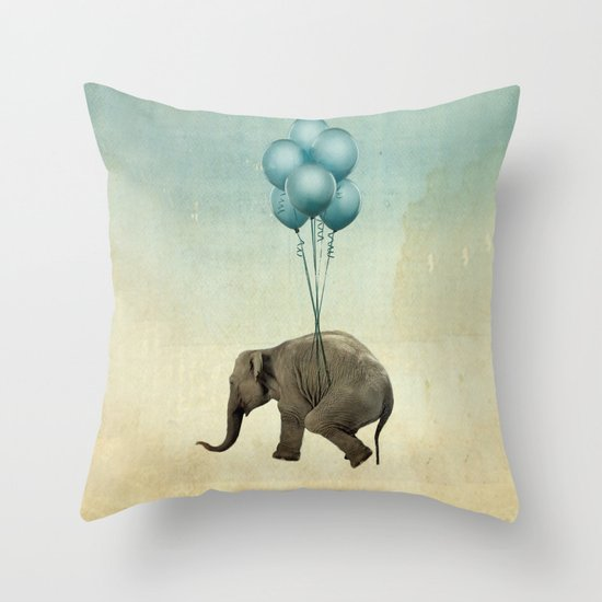Dumbo Throw Pillow