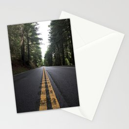 Road to Mendocino Stationery Cards