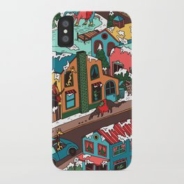 This Place is a Zoo! iPhone Case