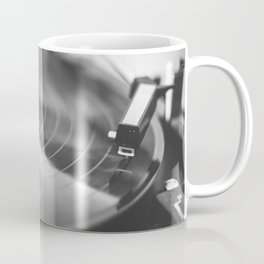 Spinning Forever (B&W) Coffee Mug