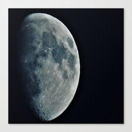 Moon2 Canvas Print