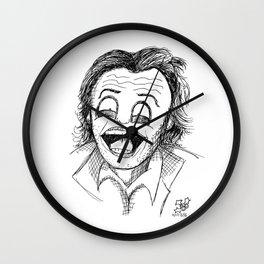 A Little Slow Tonight, Isn't It? Wall Clock
