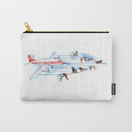 Air Canada Goose Carry-All Pouch