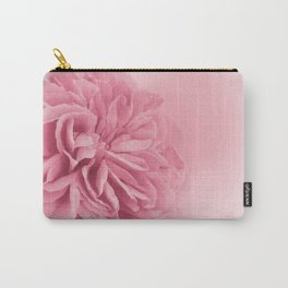 Light Pink Rose #1 #floral #art #society6 Carry-All Pouch