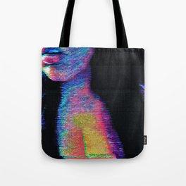 Illusion Pulse Tote Bag