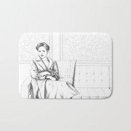 The Woman Bath Mat