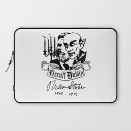 OCCULT DUBLIN series: Bram Stoker Laptop Sleeve