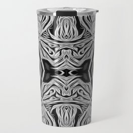 From out pain comes creation. Travel Mug