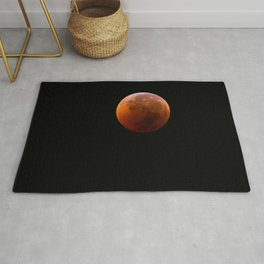Blood Moon Rug